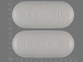 Modafinil Provigil 100mg Tablet Defy Medical