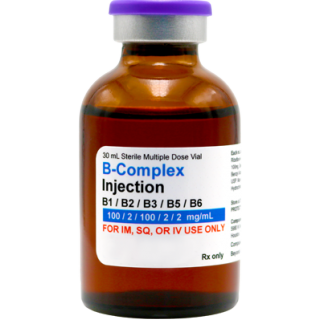 B-Complex injectable, 30mL (Empower Formula)