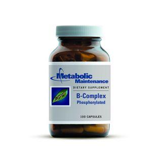B-Complex (Quantity: 100 capsules)
