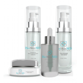 BioSkinMD Essentials Collection - Skincare Kit (4-pieces)