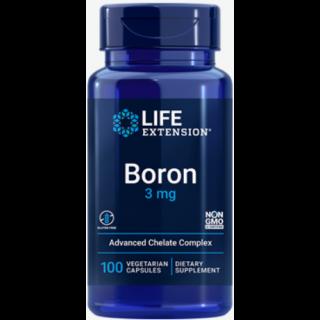 Boron 3mg (Life Extension)
