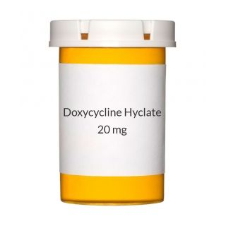 Doxycycline 20mg tablet