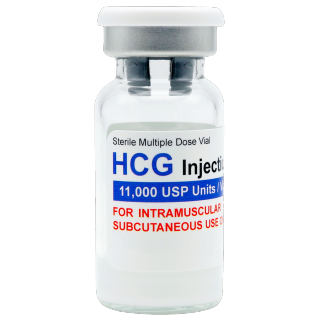HCG 11,000iu vial (lyophilized)