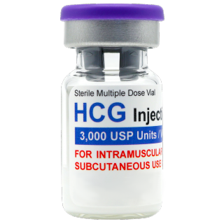 HCG 3,000iu vial (lyophilized)
