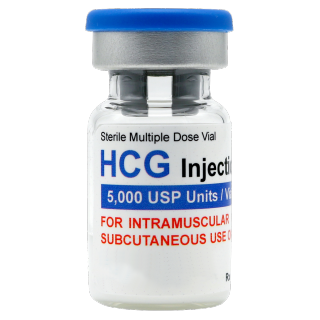 HCG 5,000iu vial (lyophilized)