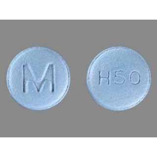 Hydroxyzine 50mg tablet