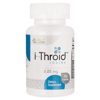 i-Throid 6.25mg capsules (RLC Labs)