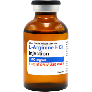 L-Arginine injectable, 30mL