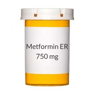Metformin 750mg ER tablet