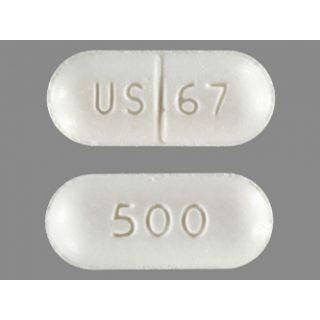 Niacin IR 500mg capsule