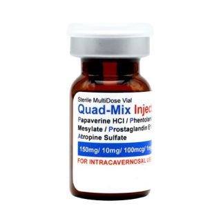 Quad-Mix (lyophilized), 5mL