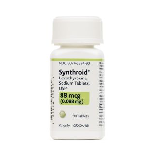 Synthroid 100mg