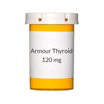 Armour Thyroid 120mg capsule