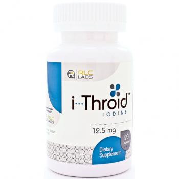 i-Throid 12.5mg (Quantity: 90 capsules)