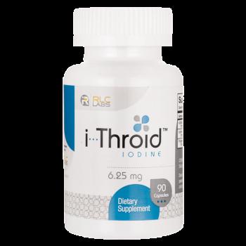 i-Throid 6.25mg (Quantity: 90 capsules)
