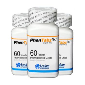 Phentabz, 1 bottle (60 tablets)