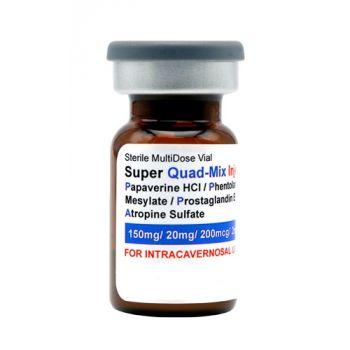 Super Quad-Mix injectable (lyophilized), 5mL
